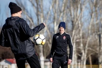 Олександр Тимчик: «Був варіант залишитися в «Сталі», але я вирішив перейти до «Зорі»