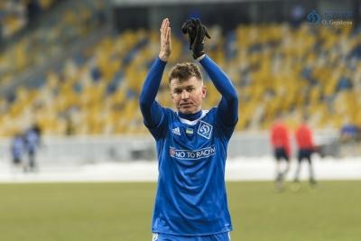 «Динамо» не буде продовжувати контракт із Ротанем