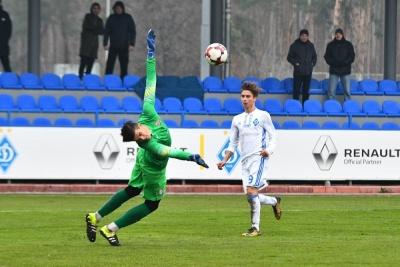 «Динамо» U-19 розгромило «Зорю»