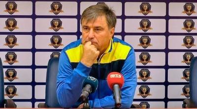 Олег Федорчук: «Що ви хочете від Хацкевича?»