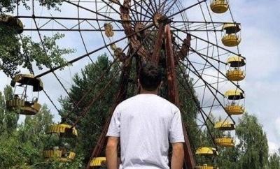 Де Пена рассказал о поездке в Чернобыль уругвайским СМИ