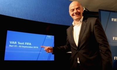 ФІФА підтвердила використання відеоповторів на ЧС-2018