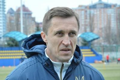 Нагорняк: «У збірній спираємося на стиль гри «Динамо» і «Шахтаря»