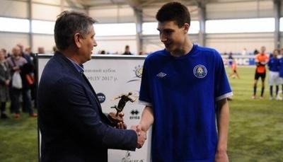 Янаков: «Прийшов в «Арсенал», щоб отримати ігрову практику»