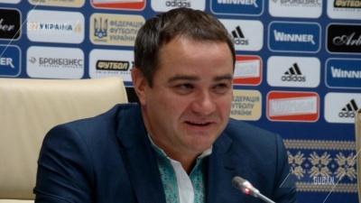 Павелко: «Ми побачили справжнє футбольне свято»