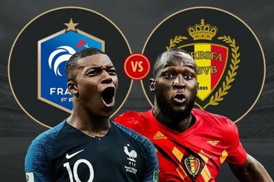 Франція – Бельгія: стартові склади. ОНЛАЙН