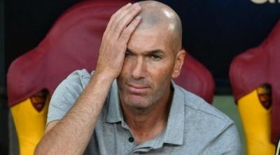 Зідан втрачає довіру керівництва «Реала» – для француза настає момент істини