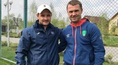 Екс-тренер «Олімпіка» стажується у «Ференцвароші» Реброва