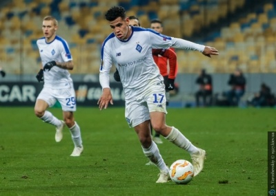 «Динамо» дозаявило на сезон Сидклея, Русин отсутствует в списке