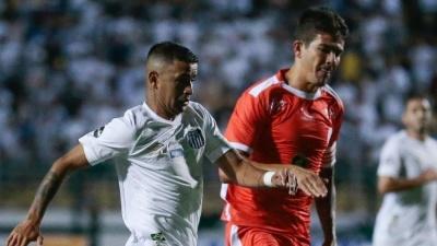 Дерліс Гонсалес голом допоміг «Сантосу» здобути розгромну перемогу в Кубку Бразилії