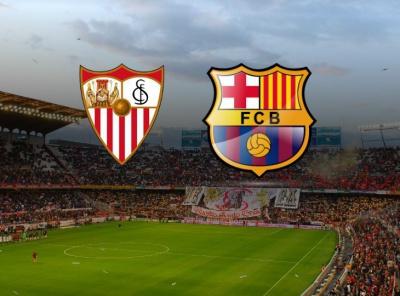 Букмекери оцінили шанси «Барселони» та «Севільї» в матчі за Суперкубок Іспанії