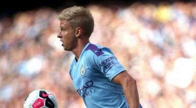 Зінченко повернувся в основний склад «Манчестер Сіті»