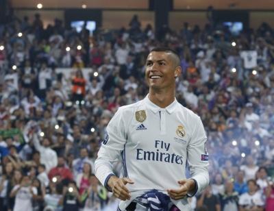 Герой футбольного дня. Кріштіану Роналду