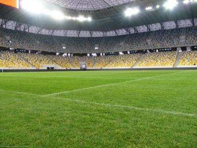 «Дніпро» зіграє на Арені Львів