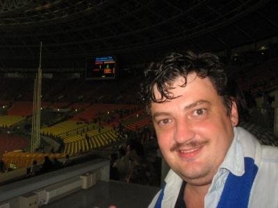 Андрей Шахов: «Надеюсь, Павелко вынудят оставить в покое футбол»