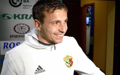 Сергій Мякушко: «Сподіваюся, заб'ю в наступному турі»
