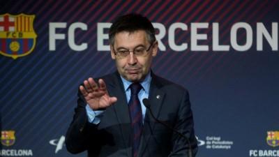 Президент «Барселоны» - о трансферах Лаутаро Мартинеса и Неймара