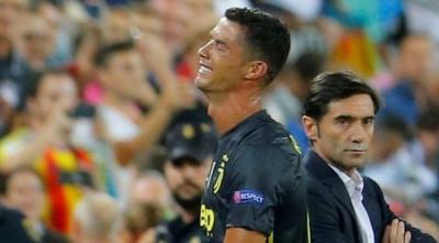 «Вилучення Роналду – це пряма образа футболу»: реакція світових ЗМІ на червону картку Кріштіану