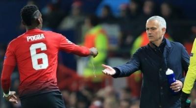 Моурінью пояснив, чому Погба втратив місце в основі «Манчестер Юнайтед»