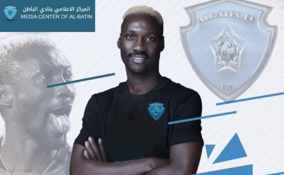 Екс-динамівець Бангура змінив клуб у Саудівській Аравії