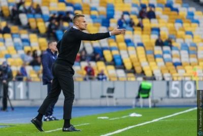 Шевчук відзначив тренерські вміння екс-динамівця Саблича після товариського матчу з «Шерифом»