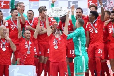 «Баварія» розгромила «Айнтрахт» і стала чемпіоном Німеччини