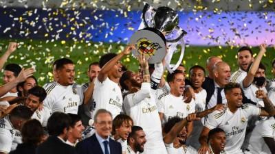 «Реал» опередил «Барселону» по количеству трофеев за всю историю