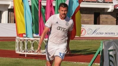 Мілевський прокоментував свою травму