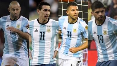 6-8 гравців збірної Аргентини завершать виступи в команді після закінчення ЧС-2018