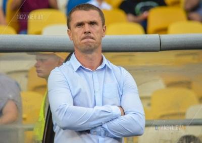 Сергій Ребров: «Відчув, що мій відхід піде клубу тільки на користь»