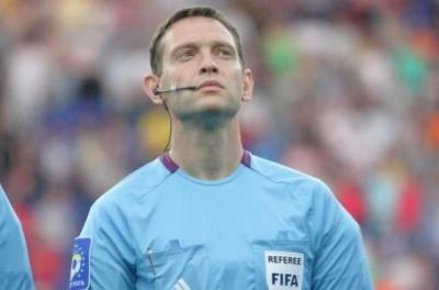 Українські арбітри отримали призначення на матч Ліги Європи