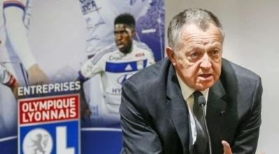 Президент «Ліона» не впевнений, що команда прилетить у Харків через воєнний стан