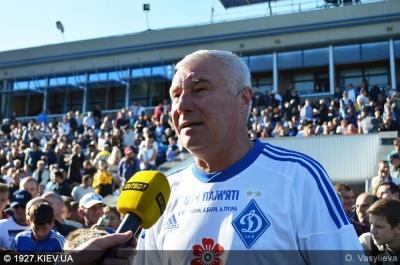 Анатолій Дем'яненко: «Динамо» повинно додати!»