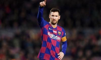Мессі не потрапив до заявки «Барселони» на матч Ліги чемпіонів з «Інтером»