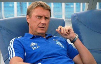 Інформація про Хацкевича в «Динамо» не відповідає дійсності