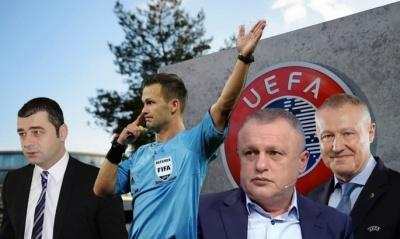 Суркіс все купив. Грецькі ЗМІ знайшли причину поразки «Олімпіакоса» від «Динамо»