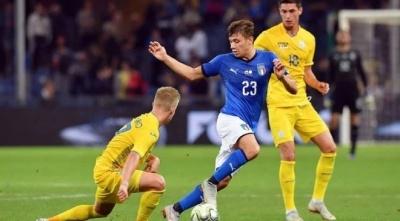 Фани «Манчестер Сіті» у захваті від гри Зінченка на позиції опорника проти Італії