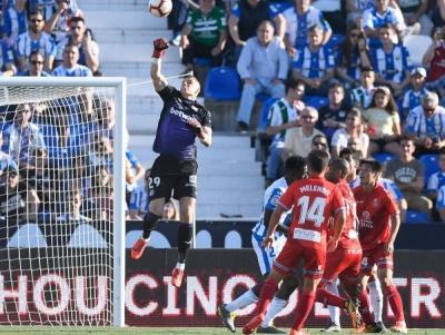 Гравець матчу з «Еспаньйолом», або «Він буде великим» – Лунін вразив «Леганес» та іспанські ЗМІ, українець провокує «Реал»