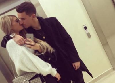 Вербич показав свою дівчину – сексапільна Марі Бокел, яка надихає зірку «Динамо»
