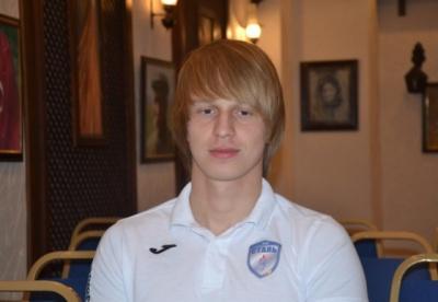 Артем Шабанов: «Хочу потрапити в національну збірну»