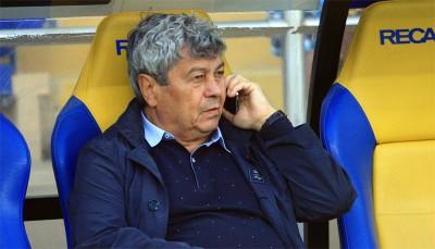 Луческу покинув Україну після підписання контракту з «Динамо»
