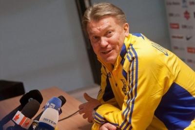 Блохин - человек ответственный. Эксклюзивные факты из истории сборной Украины
