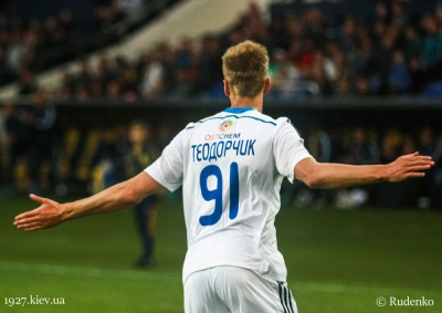 Теодорчик отримав виклик до лав збірної Польщі