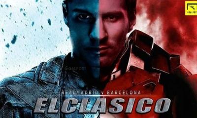 «Реал» - «Барселона»: про трансляцію матчу