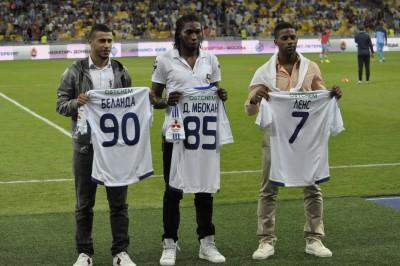 «Севилья» и «Бетис» проявляют интерес к экс-игроку «Динамо»