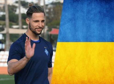 Букмекер: новачок «Динамо» Соль отримає українське громадянство до 2022 року?