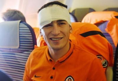 Тарас Степаненко: «Струсу немає, але око відкрити не можу»