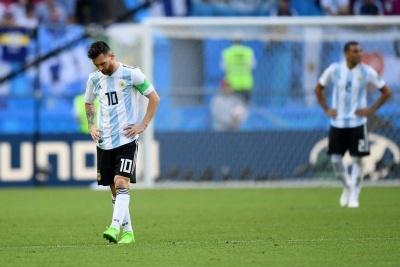 Збірну Аргентини звинувачують у контрабанді
