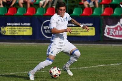 «Динамо» дозаявило молодого півзахисника