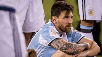 Ліонель Мессі: «Збірна Аргентини вляпалася в лайно»